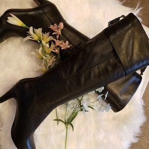 Bandolino Leather Boots 6.5 NWOT